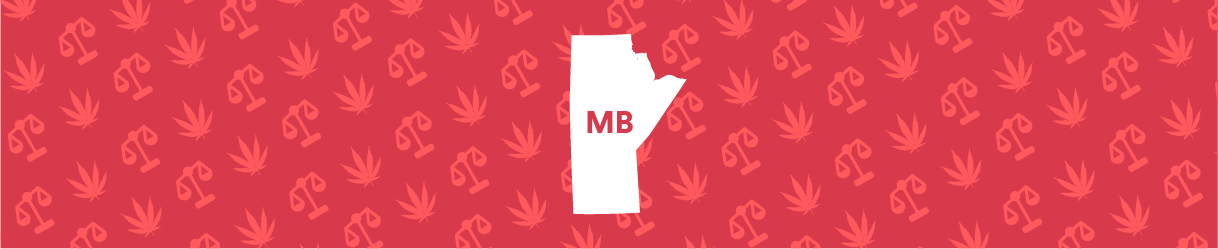 Is weed legal in Manitoba?
