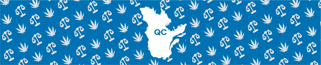 Is weed legal in Quebec?