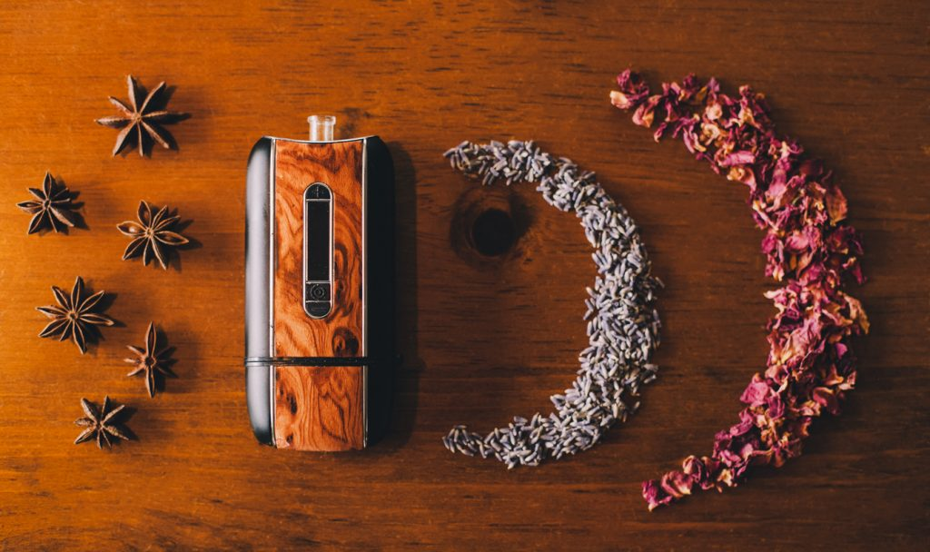 Vaporizing Your Way to Health (With Herbs Other Than Cannabis)